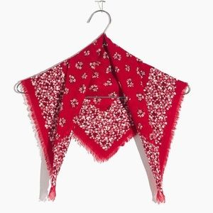 Just In! Madewell Cotton Bandana